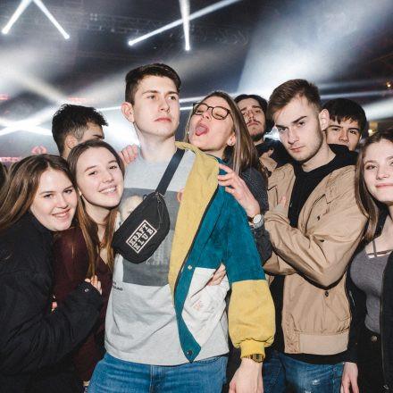 BORG Clubbing 2020 @ Arena Nova Wiener Neustadt