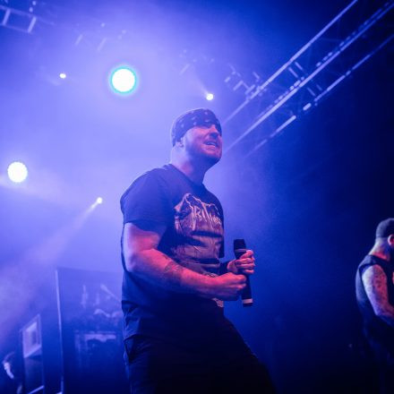 Hatebreed + Skeletal Remains @ Arena Wien
