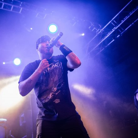 Hatebreed + Skeletal Remains @ Arena Wien