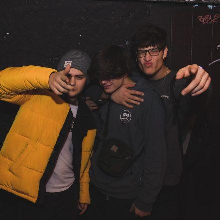 Switch! feat. Hizzleguy, Agro, Guzi & MC Funsta @ Flex