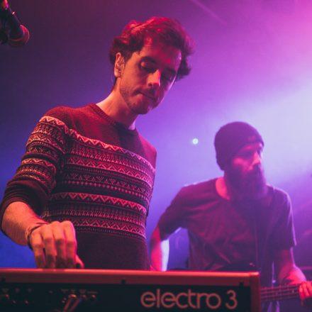Kleio Records Tour 2018 @ Fluc Wanne