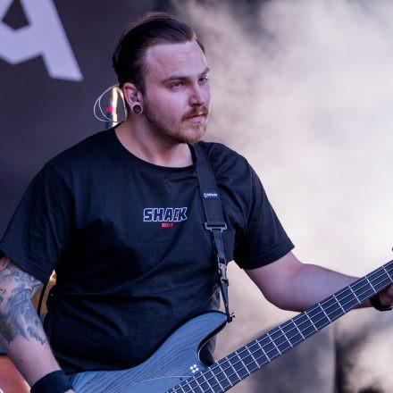 Nova Rock Festival 2018 - Day 2 [Part 4] @ Pannonia Fields