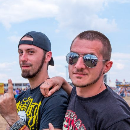 Nova Rock Festival 2018 - Day 3 [Part 4] @ Pannonia Fields