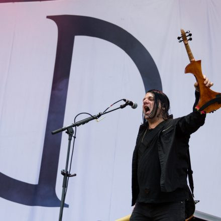 Nova Rock Festival 2018 - Day 2 [Part 5] @ Pannonia Fields