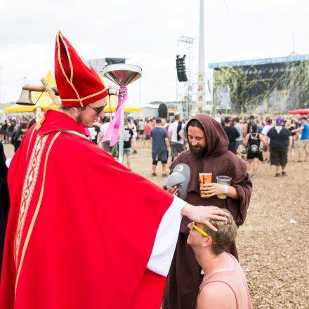 Nova Rock Festival 2018 - Day 3 [Part 5] @ Pannonia Fields