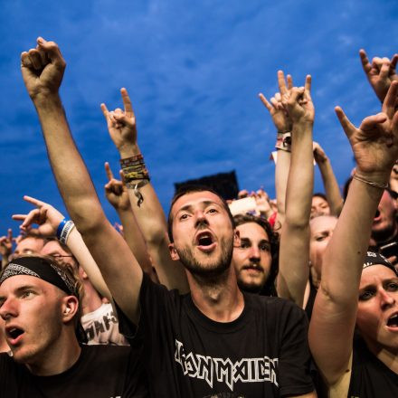 Nova Rock Festival 2018 - Day 4 [Part 5] @ Pannonia Fields
