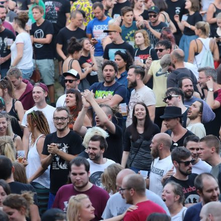 Punk In Drublic @ Arena Open Air