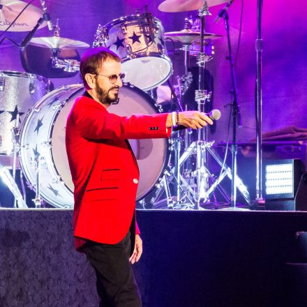 Ringo Starr & His All Star Band @ Wiener Stadthalle - Halle D