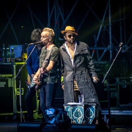 Sting & Shaggy @ Römersteinbruch