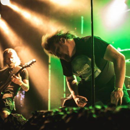 Soulfly @ Szene Wien