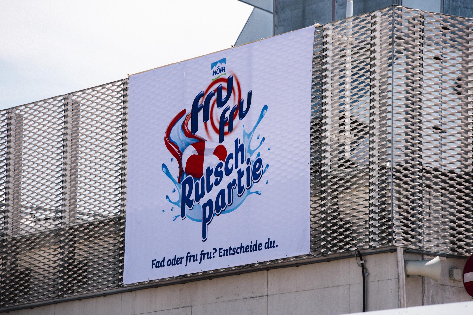 Fru Fru Rutschpartie 2018 @ Fischapark Wiener Neustadt