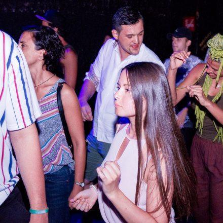 THE HIVE pres. Culture Shock, Document One & Malux @ Flex