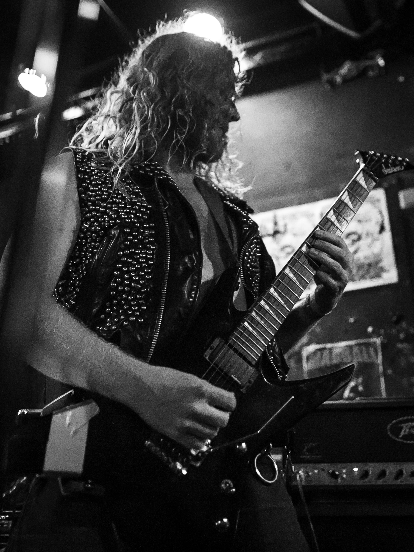 Seax / Lich King / Ravage / Harbringer @ Arena Wien - Beisl