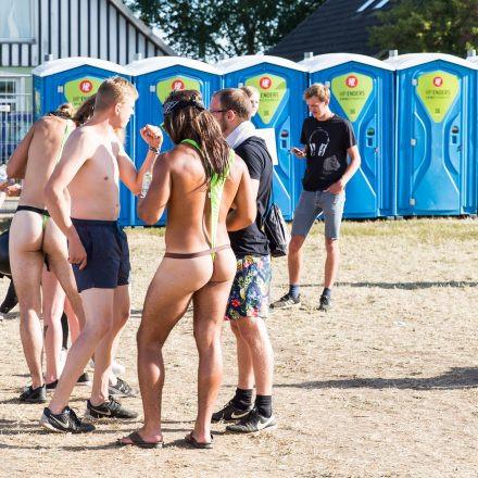 Wacken Open Air Festival 2018 - Day 3