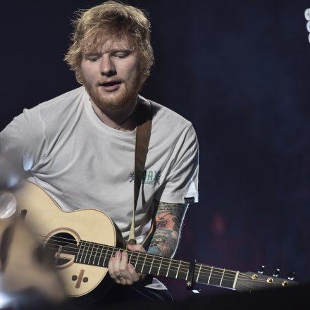 Ed Sheeran @ Ernst Happel Stadion