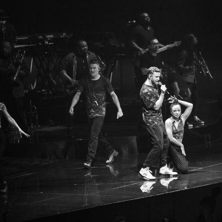 Justin Timberlake @ Wiener Stadthalle