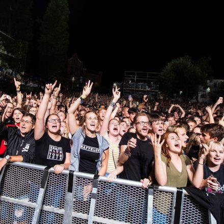 Kraftklub @ Arena Wien Open Air