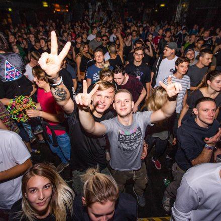Murda Noiz Vandal @ Arena Wien
