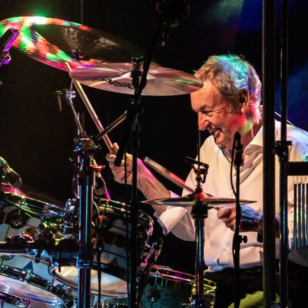 Nick Mason's Saucerful of Secrets @ Wiener Stadthalle
