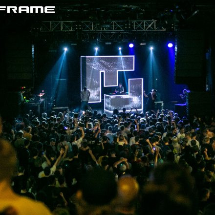 Mainframe Recordings Live pres. Mefjus Cubed Live @ Arena Wien