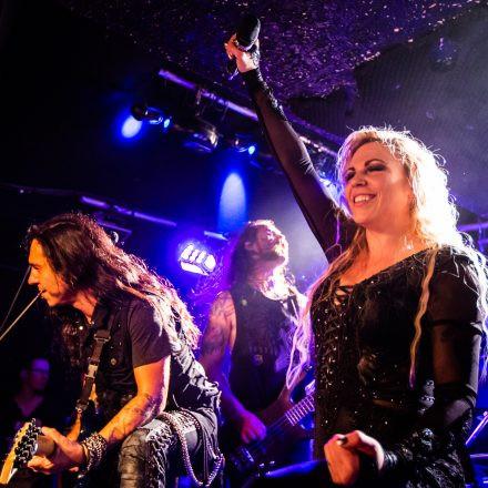 Butcher Babies, Kobra An The Lotus @ Viper Room Wien