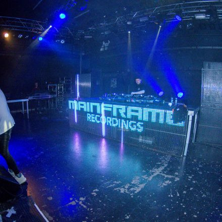 Mainframe Recordings Live Road to Powder & Bass Festival @ Arena Wien
