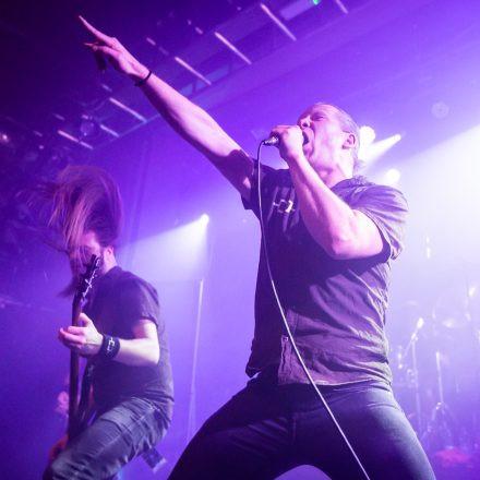 Omnium Gatherum / Wolfheart / Nothgard @ Szene Wien