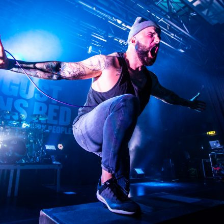 August Burns Red @ Simm City