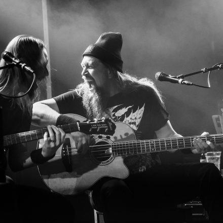 Ensiferum - Acoustic Tour @ Szene Wien