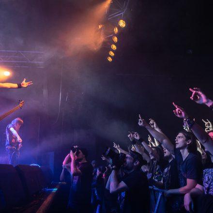 MTV Headbanger's Ball @ Arena Wien