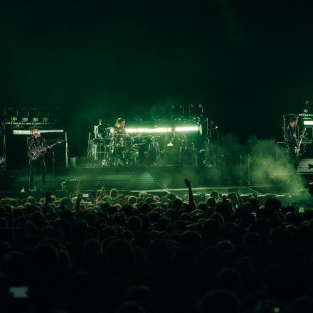 Muse @ Stadthalle Graz