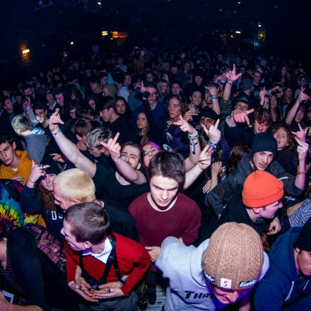 Mainframe Recordings Live pres Blackout Night @ Arena Wien