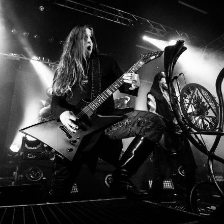 Behemoth, At The Gates, Wolves In The Throne Room @ Arena Wien