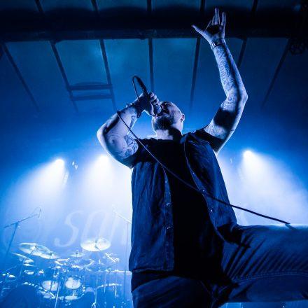 Amorphis - European Tour 2019 @ Ottakringer Brauerei