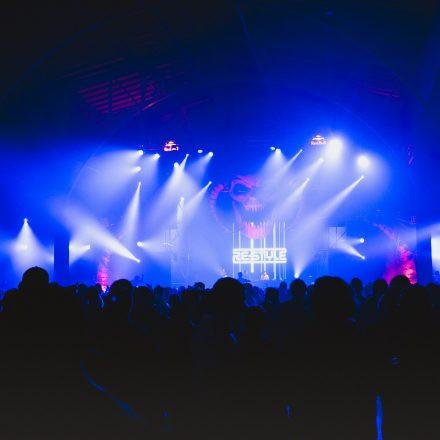 Masters of Hardcore - Austria 2019 @ Marx Halle Wien