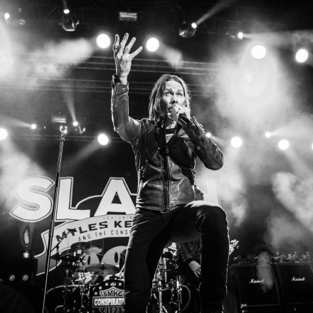 Slash feat. Myles Kennedy & The Conspirators @ Gasometer