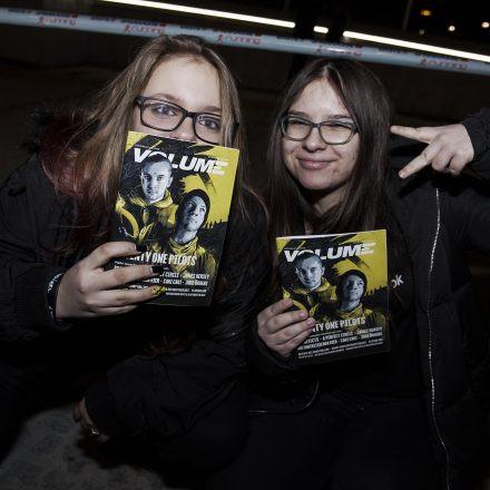 Twenty One Pilots @ Wiener Stadthalle - Halle D