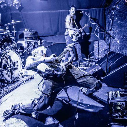 Hed PE / What A Funk / Sphex @ Viper Room