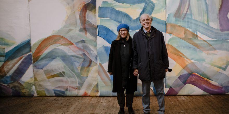 Ela Migcz Szczepaniak+Ali Al Taiee - Die Zwei aus dem Rahmen @ Die Schöne Wien