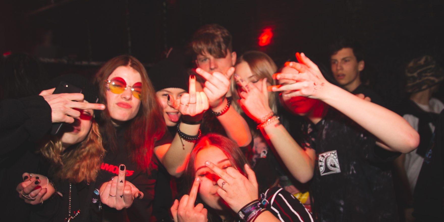 Switch! feat. Blackley, JTR, Kill Ill & more @ Flex