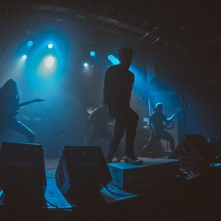 Metalnight Outbreak Vol. 5 @ Szene Wien