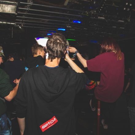 Switch! feat. Nu Elementz, Quantix & Maze, Banzai @ Flex