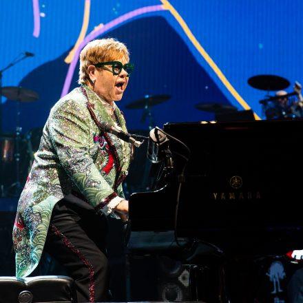 ELTON JOHN - Farewell Yellow Brick Road - Wien 2019 @ Wiener Stadthalle - Halle D