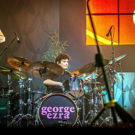 George Ezra @ Wiener Stadthalle - Halle D