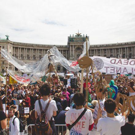 Streik mit Greta Thunberg @ Heldenplatz Wien