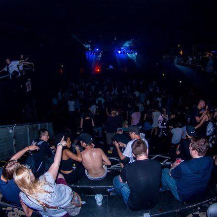 Mainframe Rec Live pres. Pythius, Kanine, L Plus, The Clamps @ Arena Wien