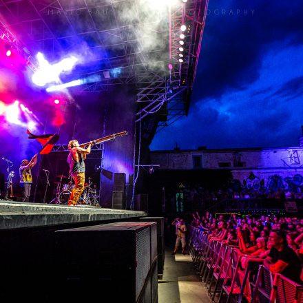 Xavier Rudd @ Arena Open Air