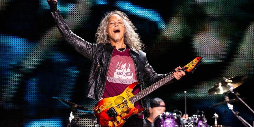 Metallica @ Ernst Happel Stadion