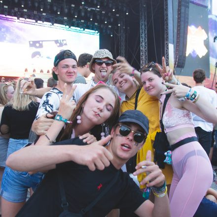 FM4 Frequency Festival 2019 @ Green Park – Day 3