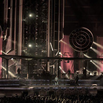 Rammstein @ Ernst Happel Stadion